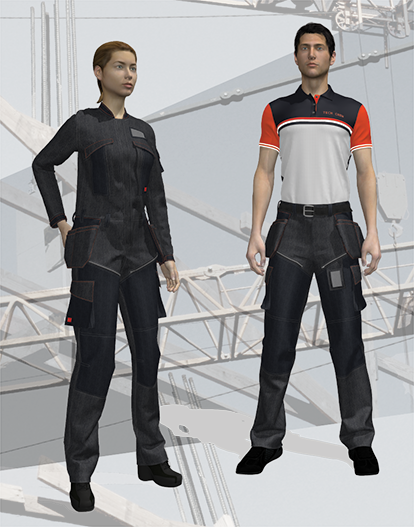 3D Workwear