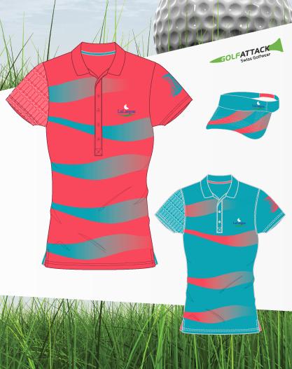 GolfAttack Club Design